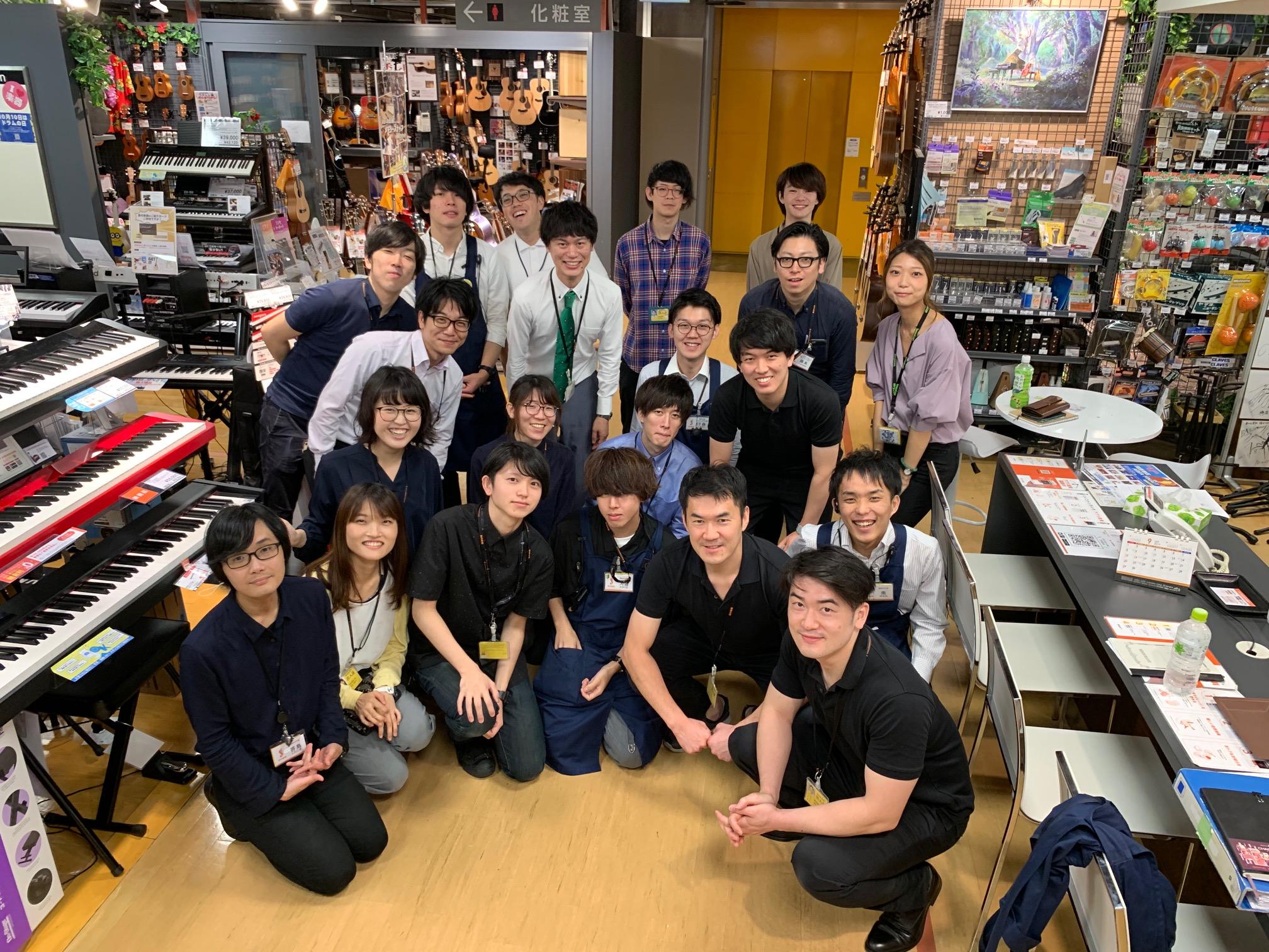 島村楽器梅田ロフト店 スタッフ