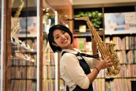 スタッフ写真管楽器・関連アクセサリー宮城