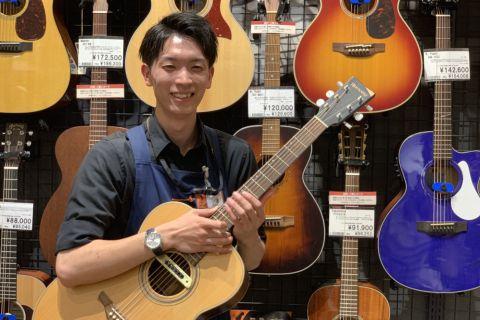 スタッフ写真ギター、デジタル小澤
