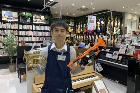 スタッフ写真管楽器若林