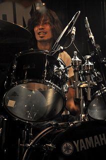 ドラム講師 大森拓也先生