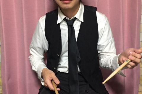 ドラム講師 鈴木弘章先生