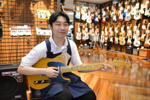 スタッフ写真DTM、ギター菅俣 優