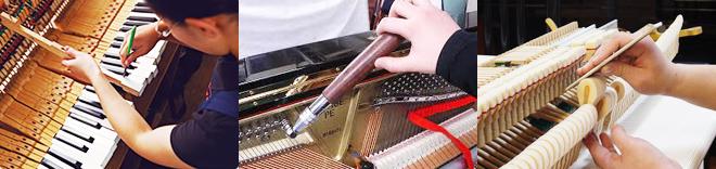 島村楽器の安心中古ピアノ
