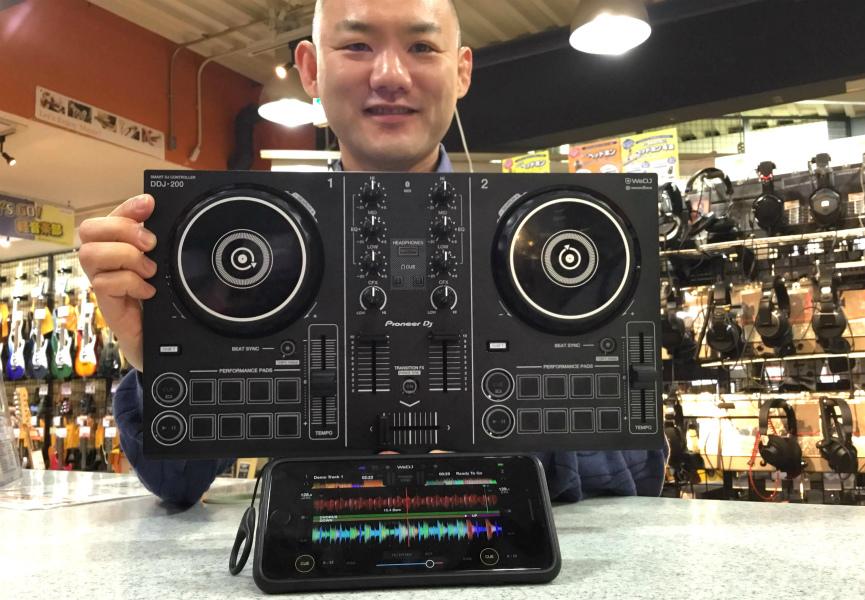 島村楽器スタッフによる「WeDJ for iPhone」使用レビュー