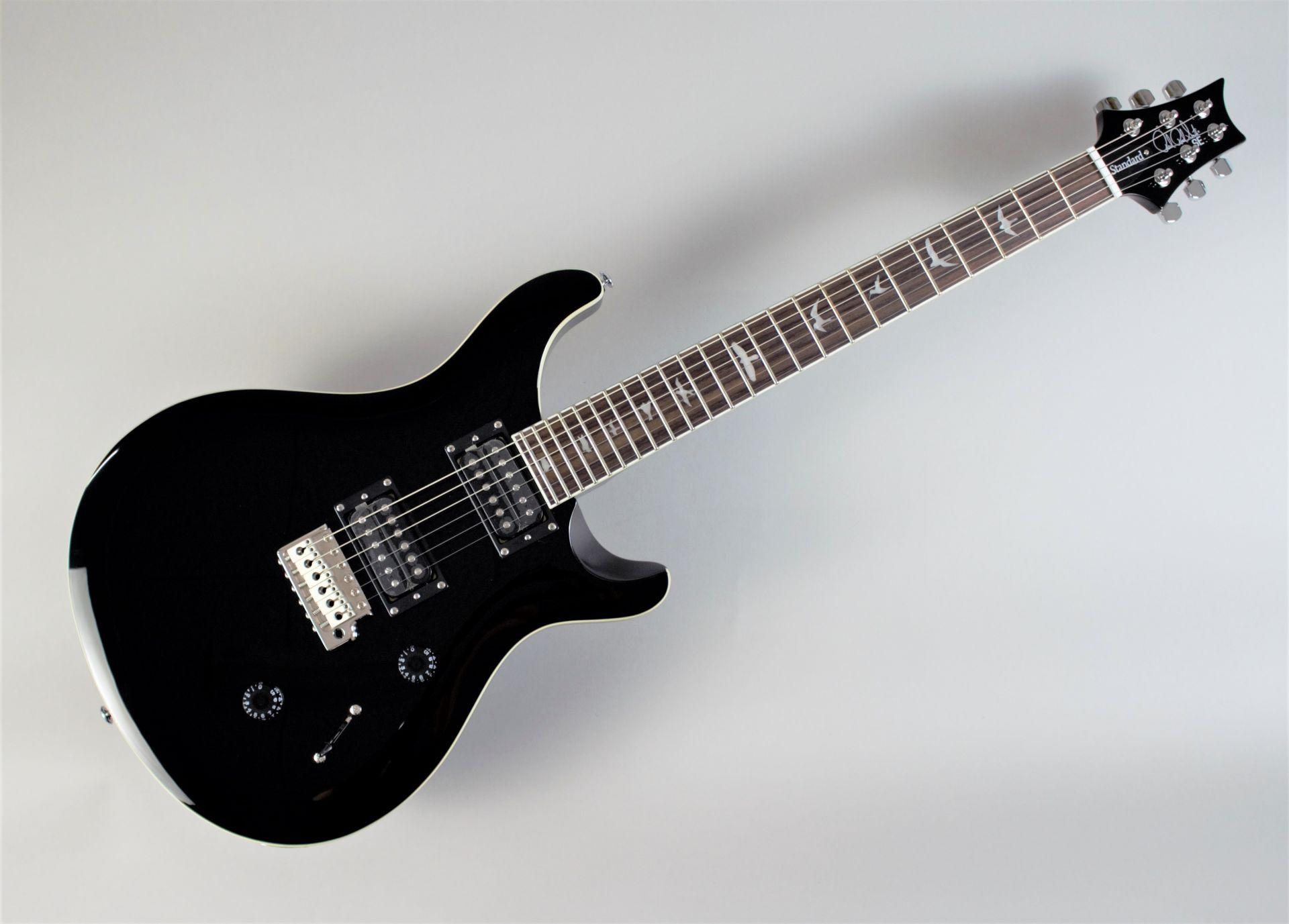 PRS SE Standard 24 ALL BLACK