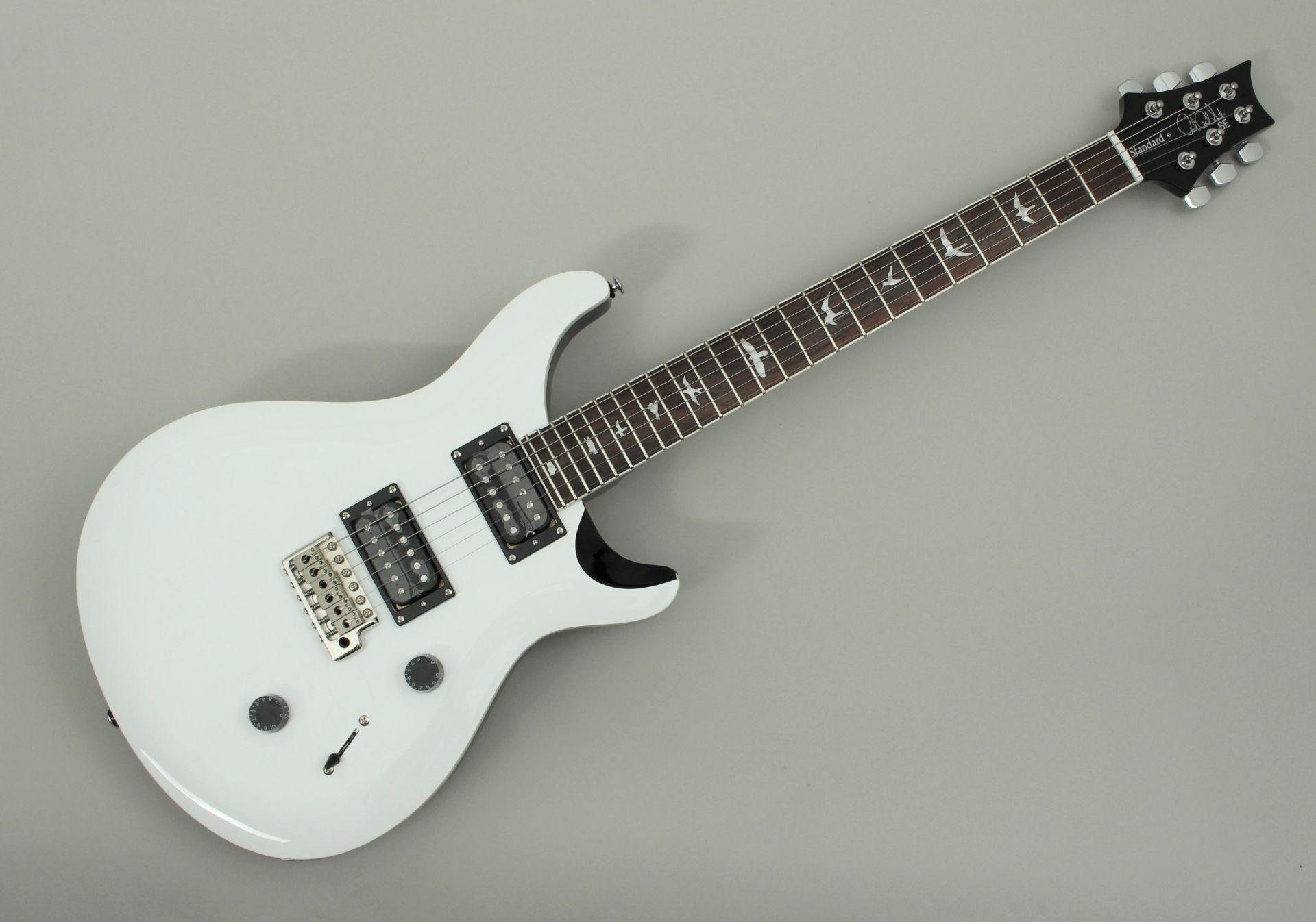 PRS SE Standard 24 WHITE TOP