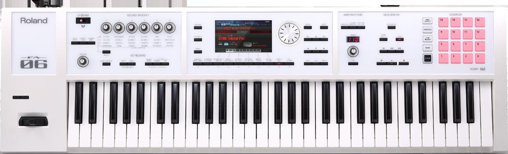 Roland FA-06-SC