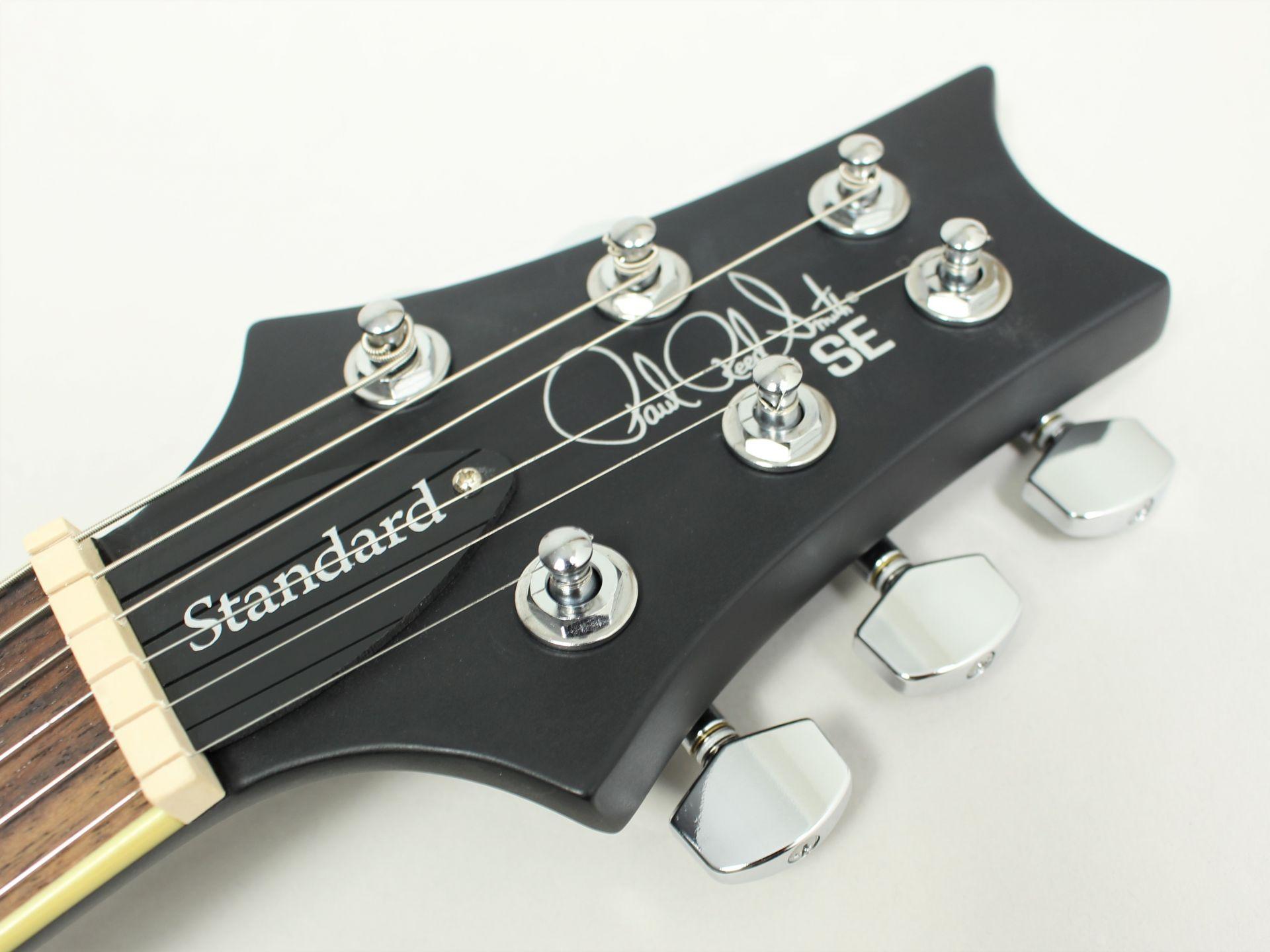 PRS SE Standard 24 SATIN BLACK