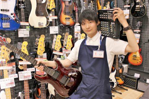 スタッフ写真デジタル楽器大澤