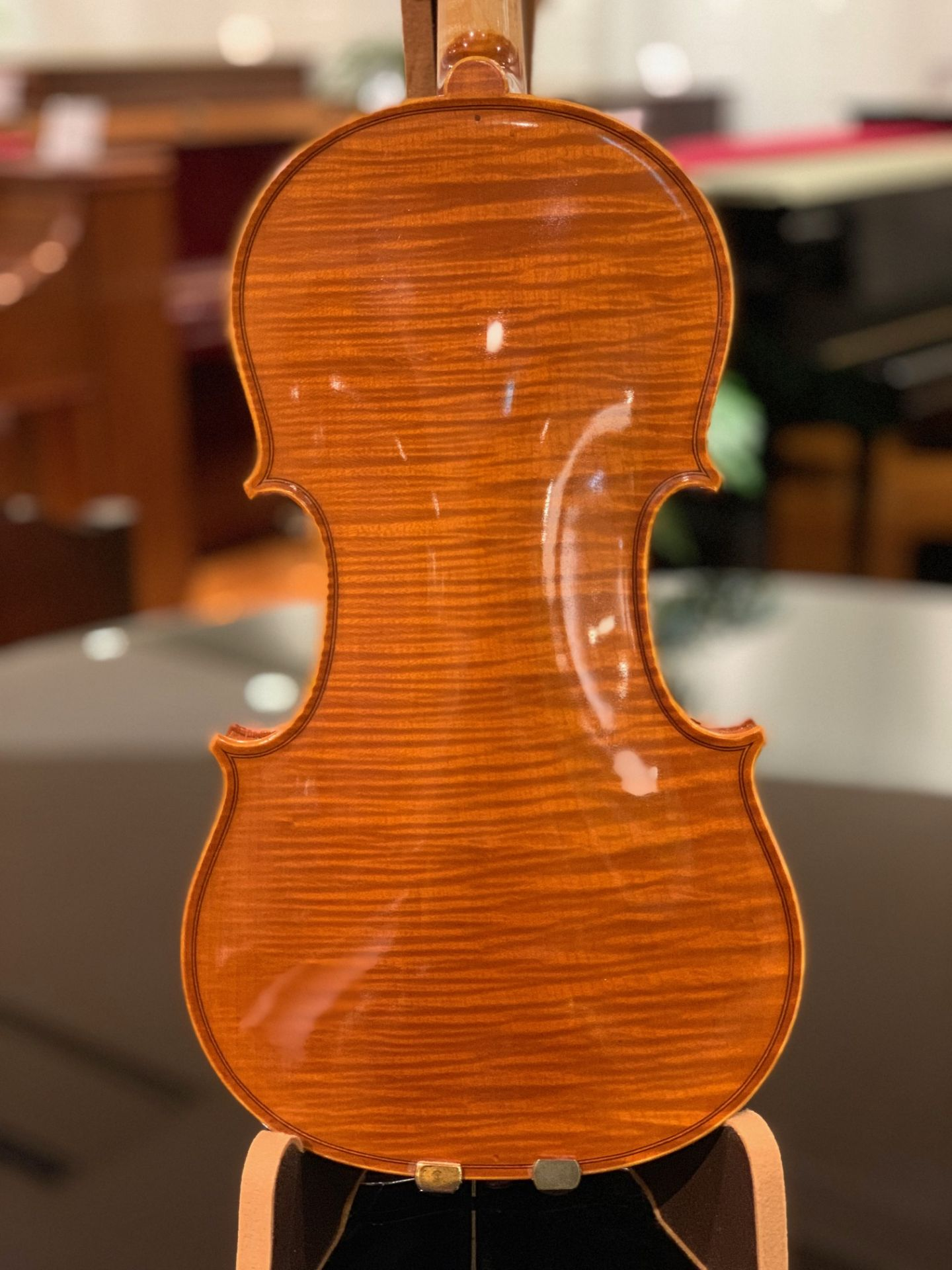 A.Commendulli/2015 O.Schaller/1892 バイオリン入荷しました 島村楽器みなとみらい店