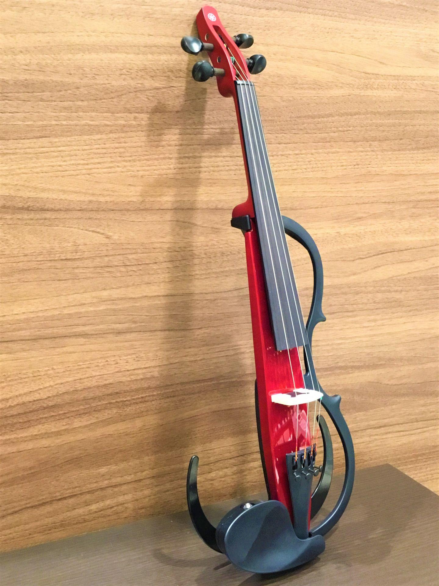 ヤマハサイレントYSV104 RED