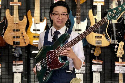 スタッフ写真横浜ビブレ店 副店長・アコースティックギター担当成勢 将司