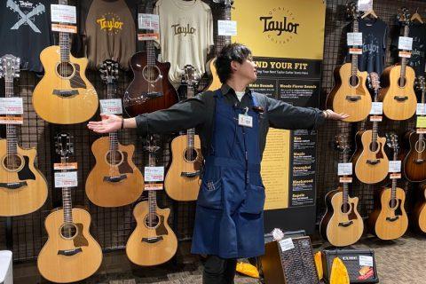 スタッフ写真デジタル楽器全般担当湯田