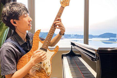 スタッフ写真アコースティック・エレキギター/エレキベース/ピアノ/中古/デジマート石川 諒
