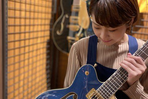スタッフ写真電子ピアノ/キーボード/楽譜/教育楽器/防音室今井 晴佳