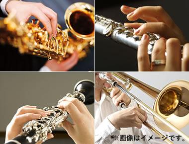管楽器イメージ