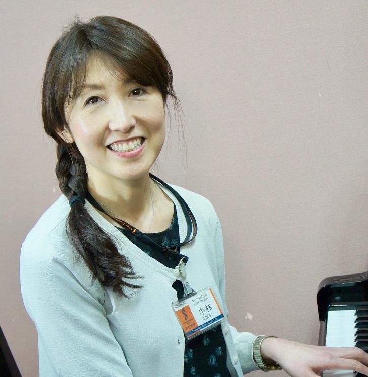 小林プロフィール写真