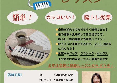 鍵盤ハーモニカPOP