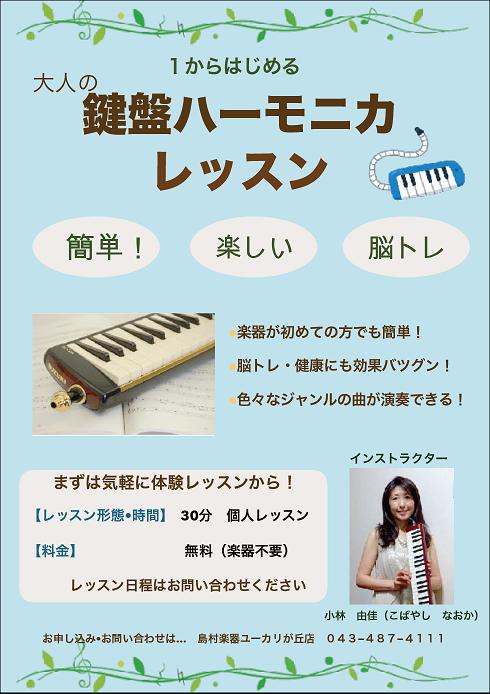鍵盤ハーモニカPOP新